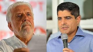 ACM Neto (DEM) lidera pesquisa para o governo da Bahia