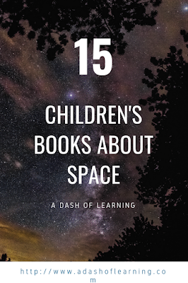 15 Children's Books About Outer Space