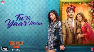 Tu Hi Yaar Mera Lyrics -Arijit Singh