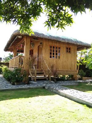 Rumah bambu