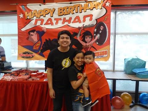 Remembering My Son's First Birthday Celebration