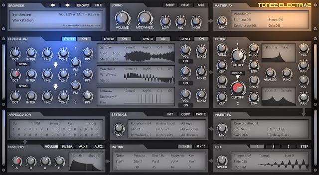 Interface Electra 2.8 - Tone2