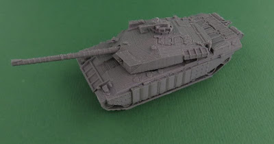 British Challenger 1 picture 2