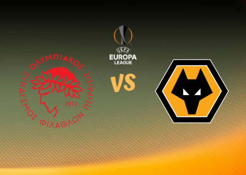 Olympiakos Piraeus vs Wolverhampton Wanderers  Resumen
