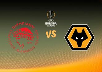 Olympiakos Piraeus vs Wolverhampton Wanderers Resumen y Goles
