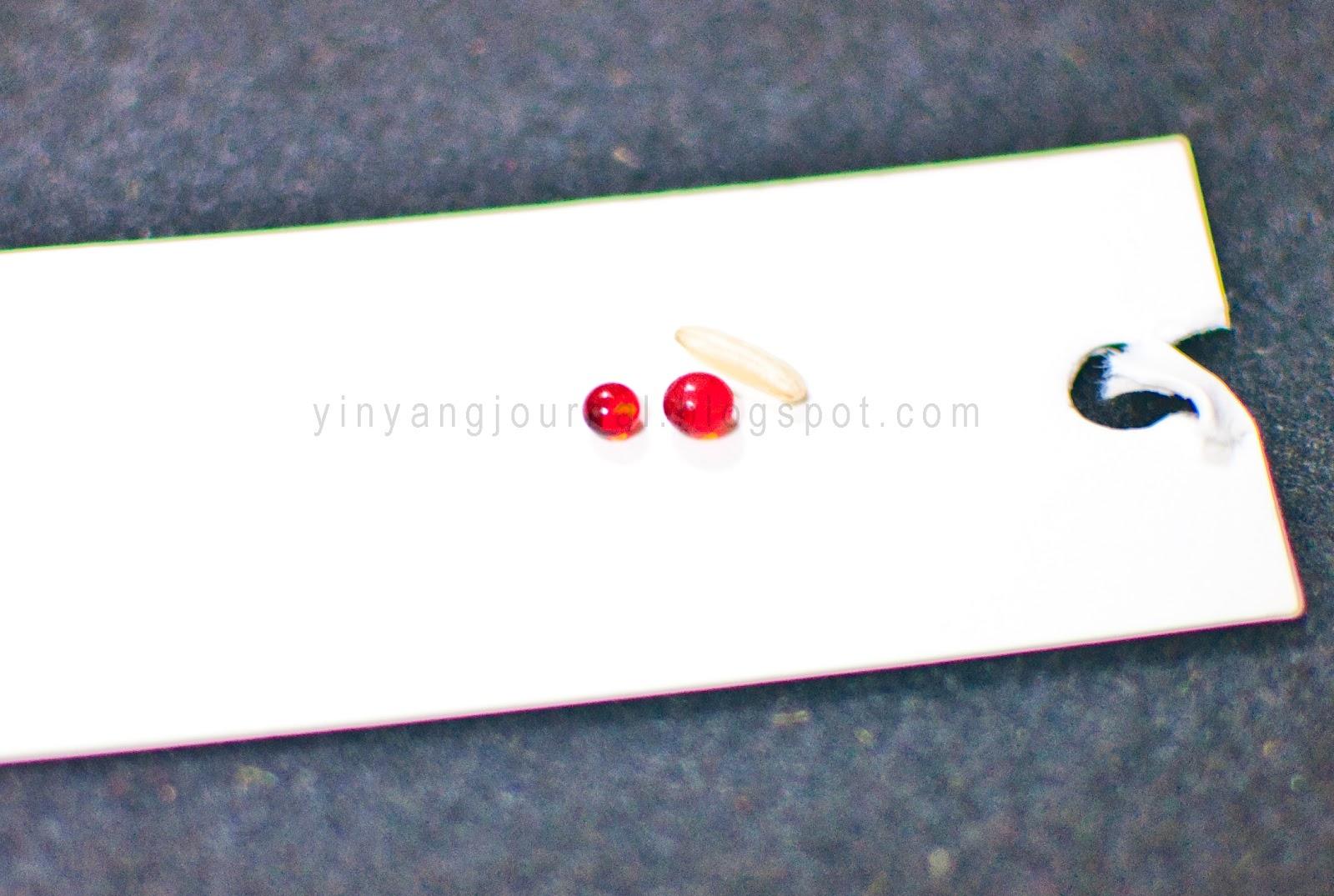 Yin Yang Journal: Centipede Pearl 蜈蚣珠