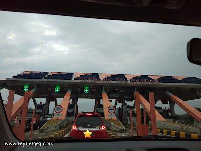 gerbang tol bandar Jombang