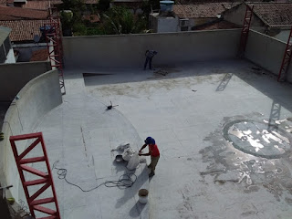 Em Picuí, Centro Social Vida Ativa entra em fase de conclusão