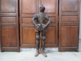 Wholesale French Antiques Armor Knight