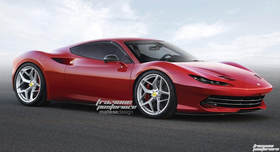 Jeep Latest Models >> Ferrari's New-Age Dino Looks Stunning In Latest Renderings