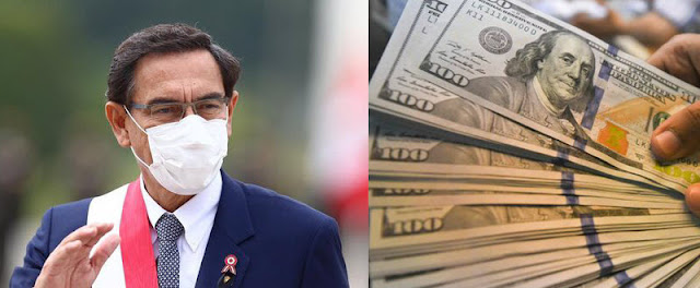 Dólar sube crisis Perú