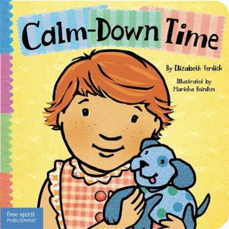 Calm down and meltdowns book - Children's books about emotions and feelings for preschoolers