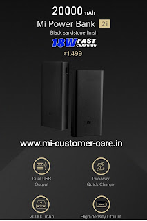 What is the price-review of  20000 mAh MI  Power Bank 2i?