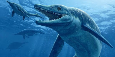 Inilah Monster Purba dari Kedalaman Samudera