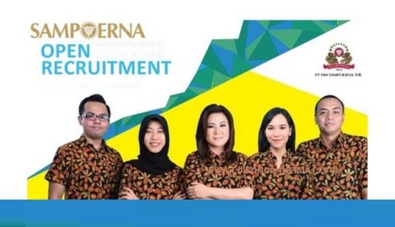 Lowongan Kerja Karyawan PT HM Saomperna, Tbk. Penerimaan dan Penempatan Seluruh Indonesia   Tersedia 10 Posisi Menarik