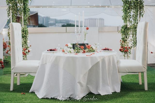 MZ Rooftop Garden Grand Opening