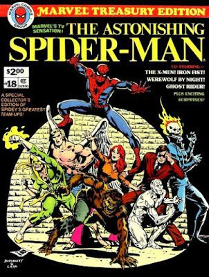The Astonishing Spider-Man, Marvel Treasury Edition #18
