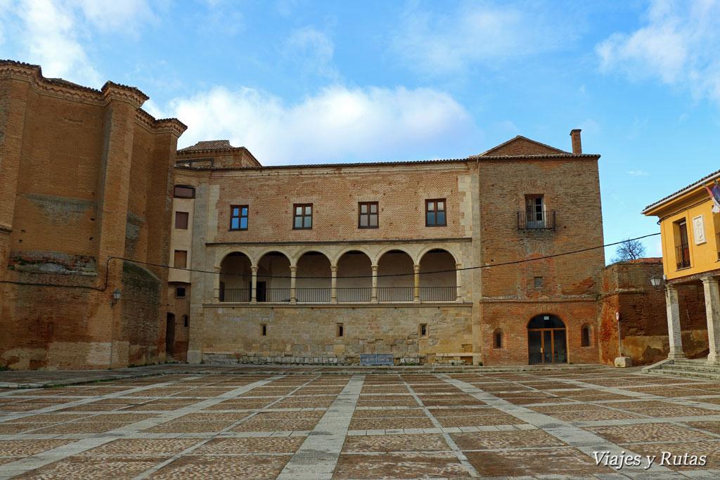Palacio de los Condes de Grajal, Grajal de Campos