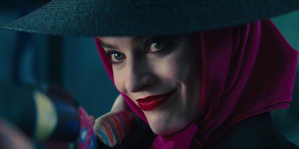 Harley Quinn disfruta de una vida sin Joker en el primer trailer de Birds of Prey!