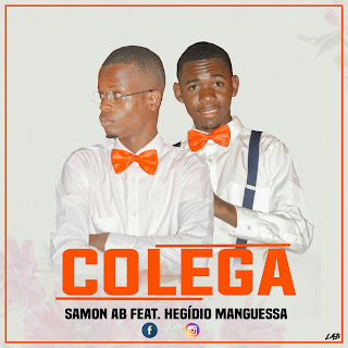 Salmon AB - Colega (feat. Hegidio Manguessa) ( 2019 ) [DOWNLOAD]