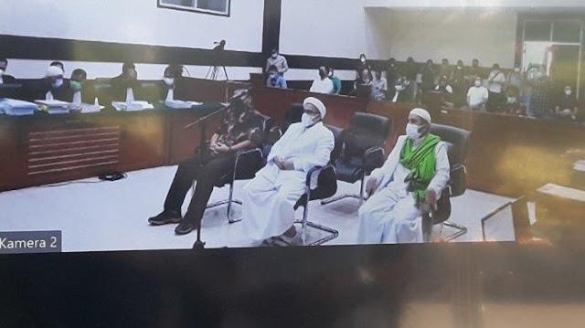 Diserang Buzzer, HRS: Dikatakan Habib Rizieq Sudah Mampus, Kritis, Koma, Ini Apa?