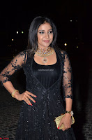 Sakshi Agarwal looks stunning in all black gown at 64th Jio Filmfare Awards South ~  Exclusive 059.JPG