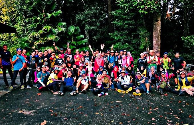 Hiking di Sepilok Laut Sandakan: Kabili Trail