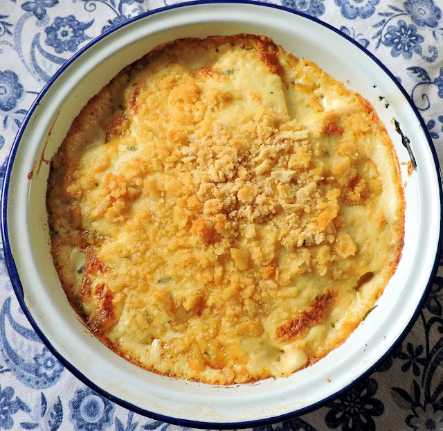Creamy Chicken Tarragon Casserole