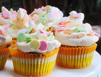 imagem de cupcake