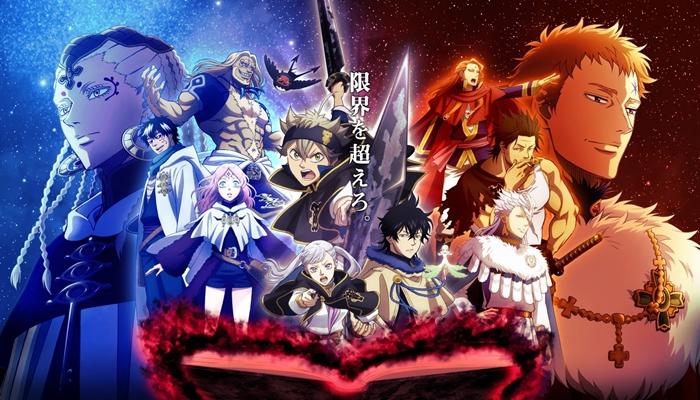 Download Opening-Ending Anime Black Clover - Batch