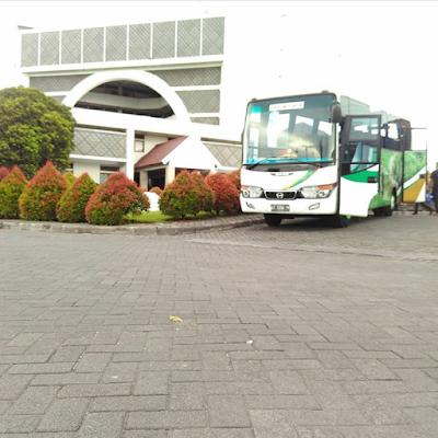 Sewa Bus di Jogja