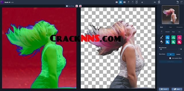Topaz Mask AI 2021 Free Download