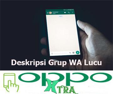 Deskripsi Grup WA Lucu