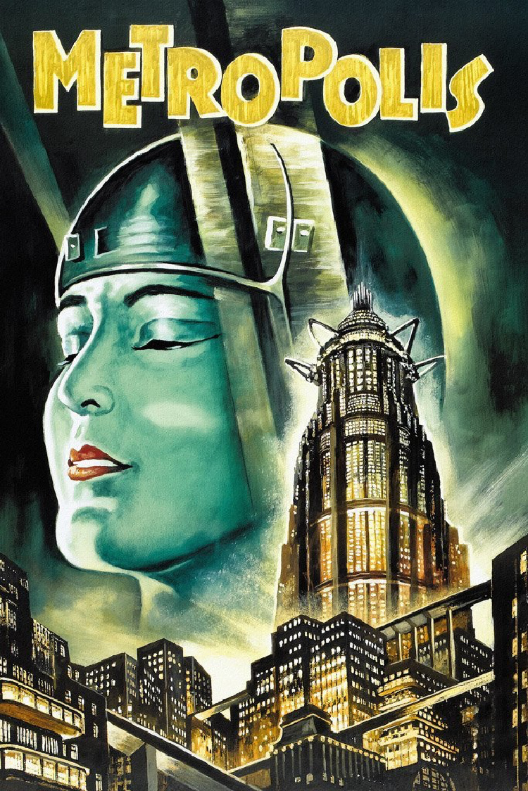 A Vintage Nerd, Vintage Blog, Classic Film Blog, Old Hollywood Blog, Classic Sci-Fi-fi Movies , Metropolis