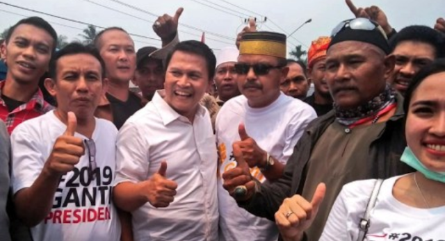 #2019GantiPresiden Berlanjut: Mardani Akan ke Aceh, Neno ke Lampung