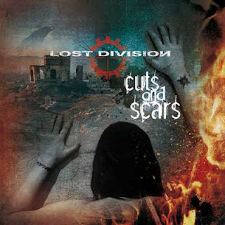 "Ο δίσκος των Lost Division ""Cuts and Scars"""