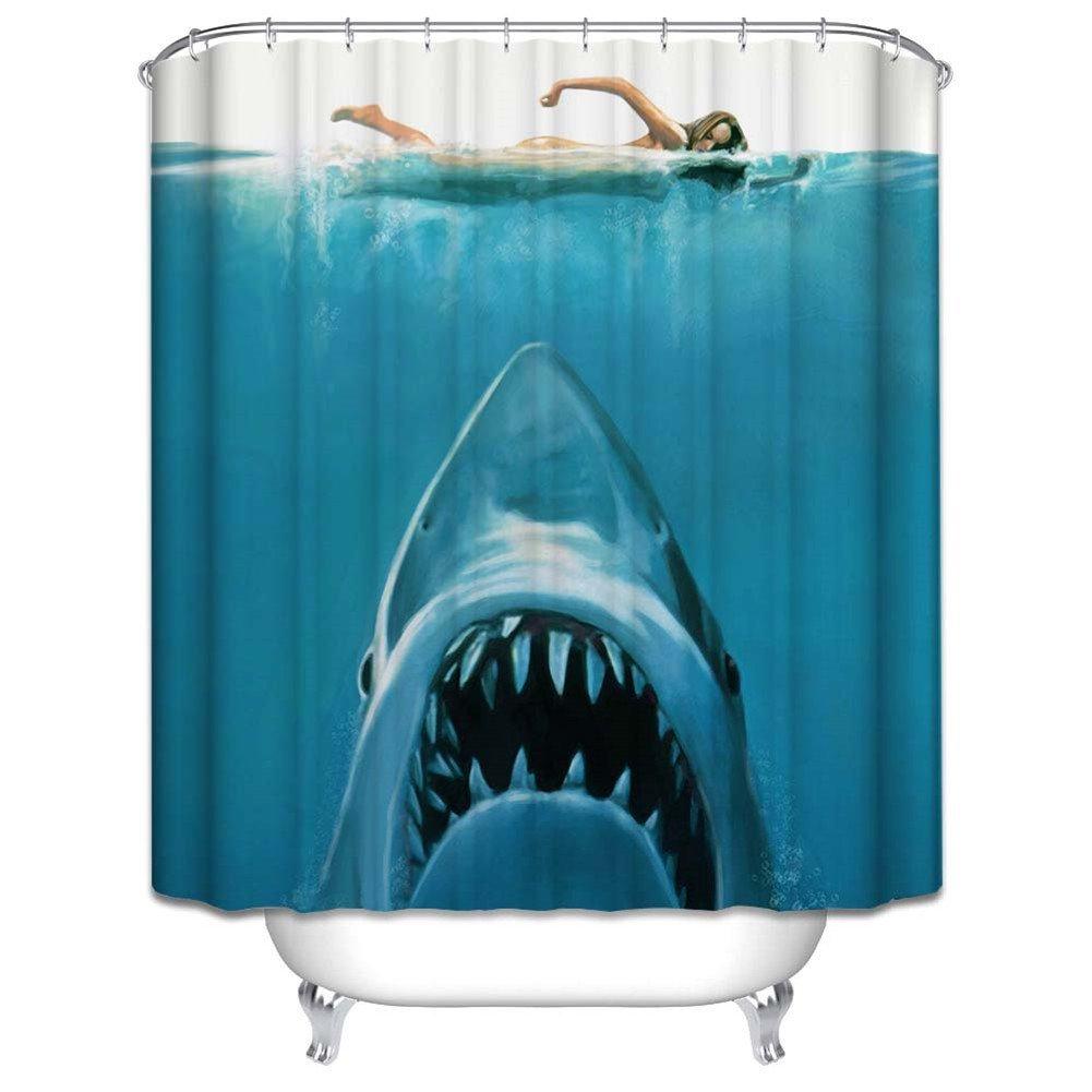 The great white shark / El gran tiburon blanco: septiembre 2017