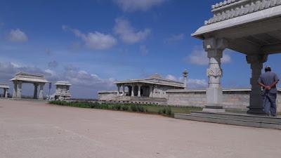 Venugopala Swamy Temple wide angle view