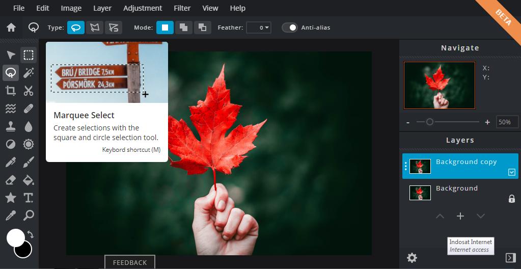 Pixlr Editor Versi Terbaru