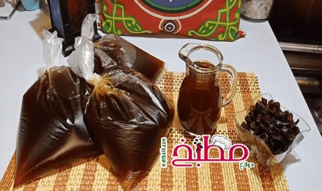 عصير الخروب فاطمه ابو حاتي