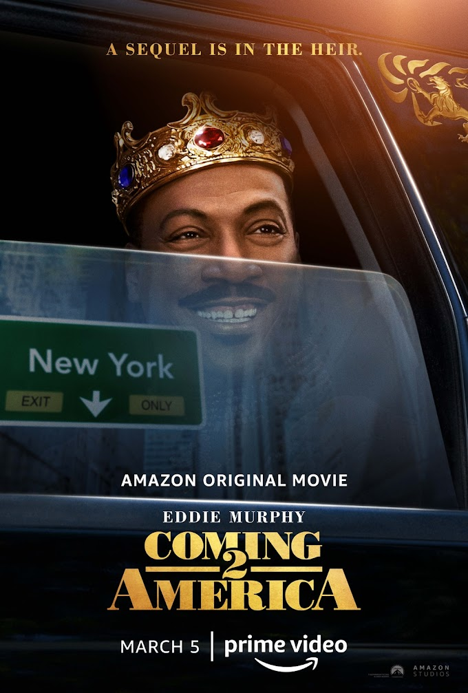 Movie - Coming 2 America
