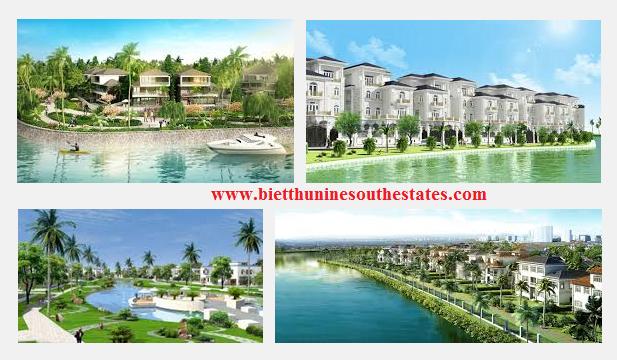 Bán Nine South Estates giá rẻ mang lại tương lai cho người mua biệt thự