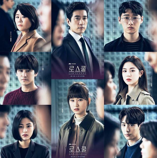 Nonton Drama Korea Law School Episode 12 Subtitle Indonesia