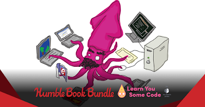 Humble Book Bundle: Learn You Some Code by No Starch Press