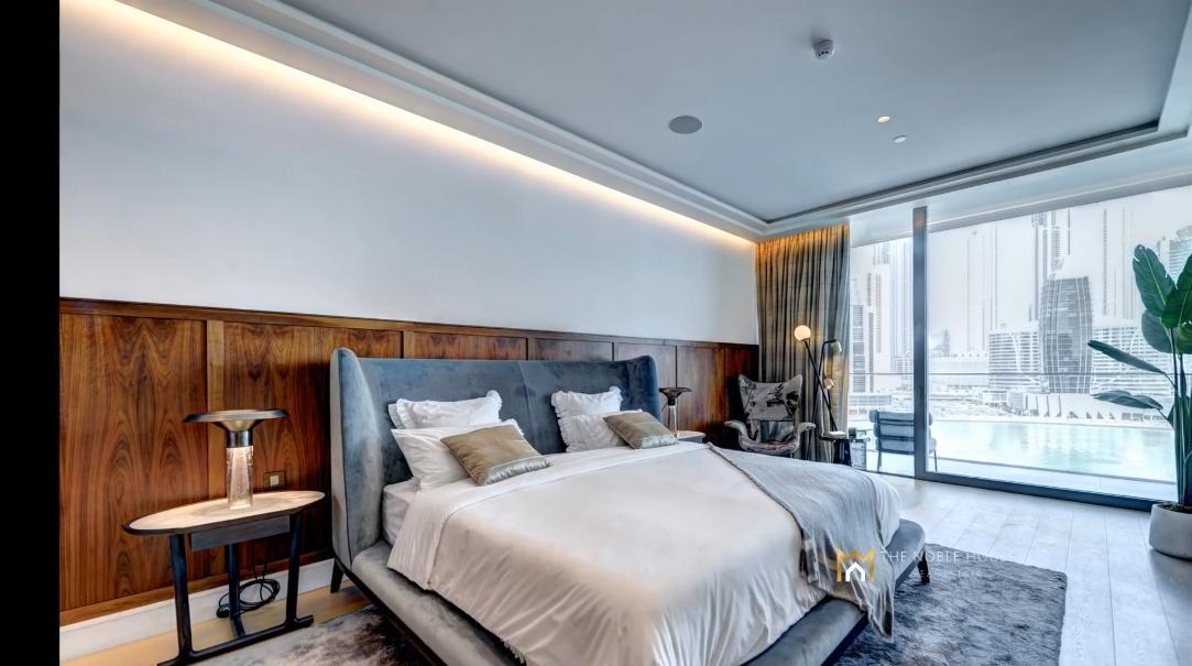32 Interior Design Photos vs. TNH-S-2967 Dorchester Collection Business Bay Luxury Penthouse
