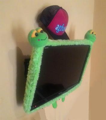 Aksesoris Bando TV Keropi