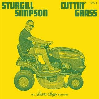 Sturgill Simpson - Cuttin' Grass Vol. 1: The Butcher Shoppe Sessions Music Album Reviews