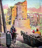 Rebuilding Jerusalem - clipart.christiansunite.com