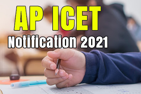 AP	ICET Notification 2021