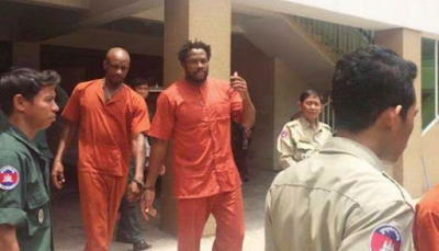 Update: The two Nigerian men arrested in Cambodia with drugs in their stomachs sentenced to life imprisonment